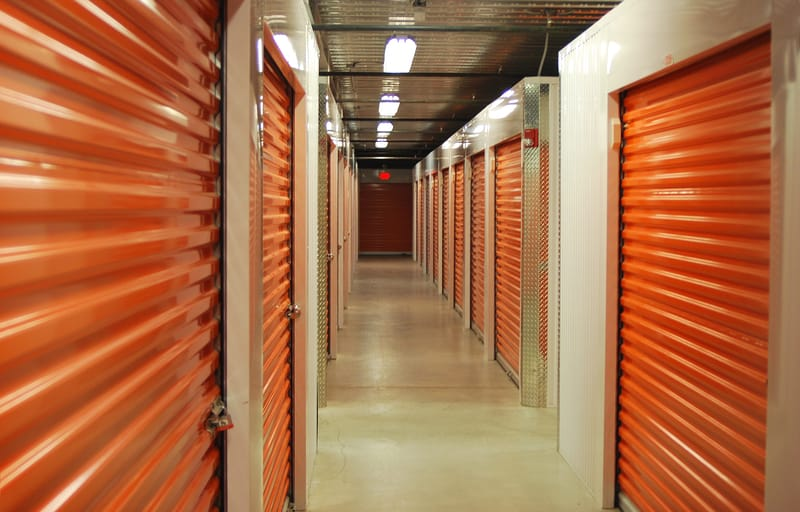 Self-Storage-Flintshire-inside